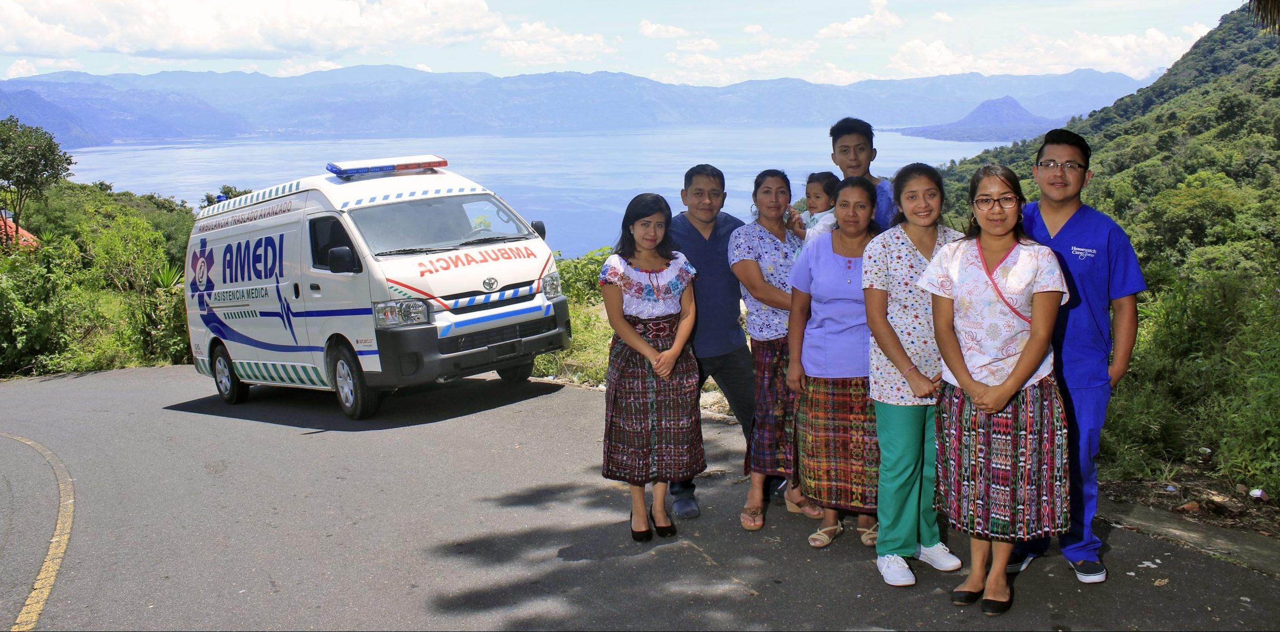 ambulance guatemala