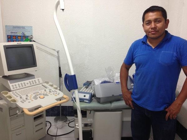 Fotoverslag aankomst medische apparatuur Guatemala