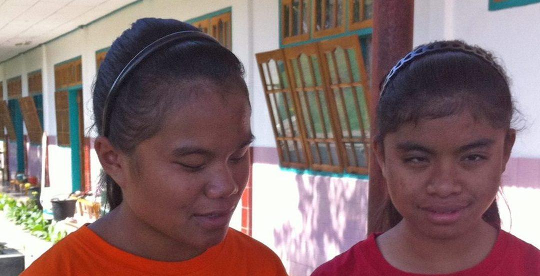 Nieuwe bewoners kinderhuis Bali