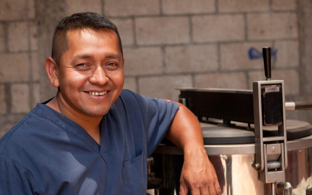 Bericht van Eddy Puac uit Guatemala