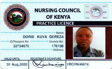 Geweldige voortgang voor Keniaanse studenten